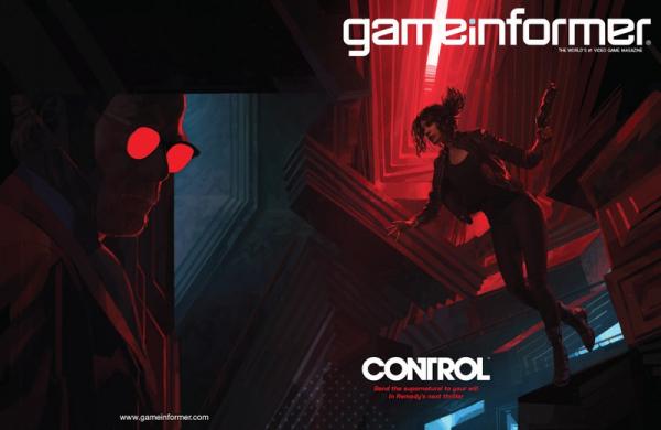 Photo of Control стала темой апрельского номера Game Informer