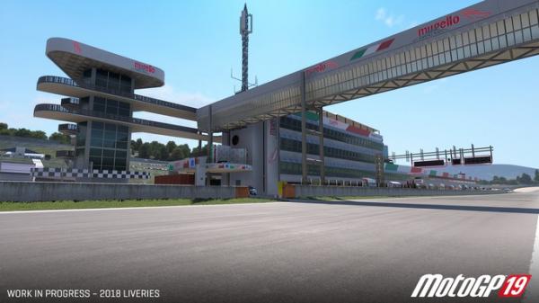 Дебютный трейлер мотосимулятора MotoGP 195