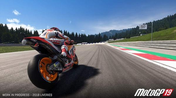 Дебютный трейлер мотосимулятора MotoGP 191