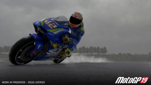 Дебютный трейлер мотосимулятора MotoGP 194