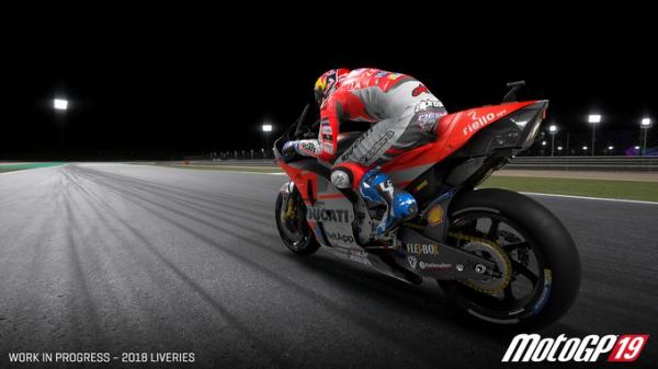 Дебютный трейлер мотосимулятора MotoGP 192