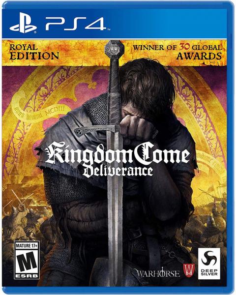 Kingdom Come: Deliverance Royal Edition появилась на Amazon1
