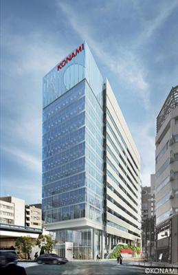 Konami строит в Токио 12-этажный киберспортивный центр1