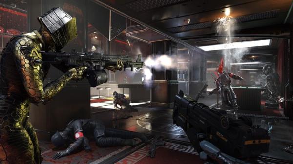 Новые скриншоты шутера Wolfenstein: Youngblood1