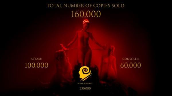 Тираж Agony превысил 160 тысяч копий. Для PS4-версии вышел патч с улучшениями из Agony Unrated0