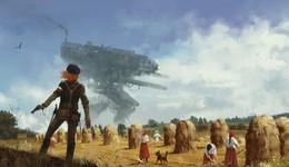 Дизельпанк-стратегия Iron Harvest обрела издателя0