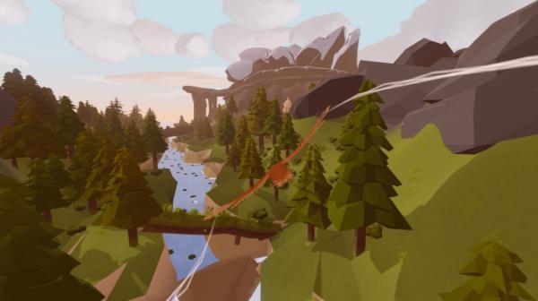 На PC и Switch вышла Feather — созерцательная игра про полёт птицы4