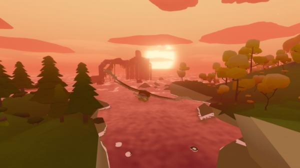 На PC и Switch вышла Feather — созерцательная игра про полёт птицы3