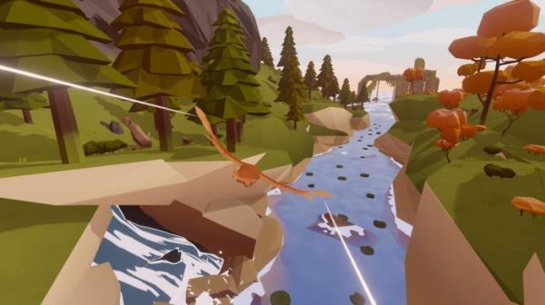 На PC и Switch вышла Feather — созерцательная игра про полёт птицы2