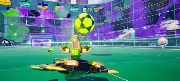 Rocket League со стрельбой — Axiom Soccer доступа бесплатно в Steam0