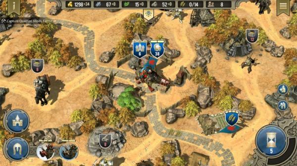Серия SpellForce получила игру для мобильных телефонов, но без микротранзакций5
