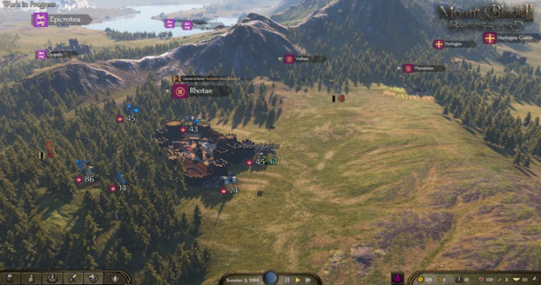 Photo of Система экономики в новом дневнике разработчиков Mount and Blade 2: Bannerlord