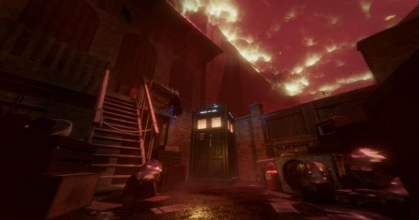 Анонс Doctor Who: The Edge of Time — VR-приключения по мотивам «Доктора Кто»2