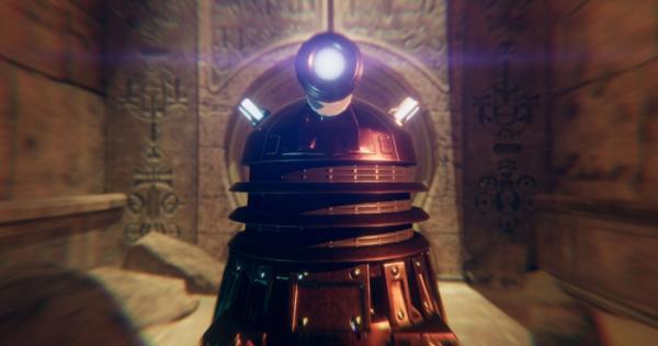 Анонс Doctor Who: The Edge of Time — VR-приключения по мотивам «Доктора Кто»0