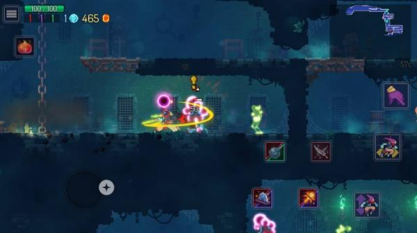 Dead Cells собирается на iOS и Android1