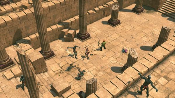 Для Titan Quest вышло третье дополнение0