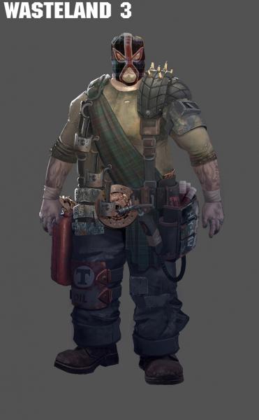 InXile: Wasteland 3 станет еще больше и лучше0