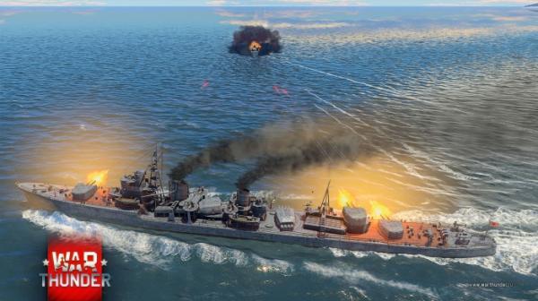 Японский флот уже держит курс на War Thunder1