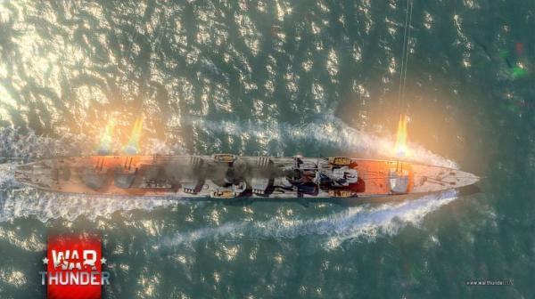 Японский флот уже держит курс на War Thunder6