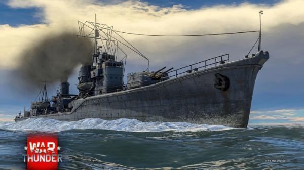 Японский флот уже держит курс на War Thunder7