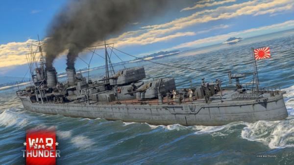 Японский флот уже держит курс на War Thunder0