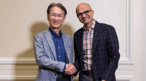 Sony и Microsoft собираются совместно работать над облачными технологиями и искусственным интеллектом0