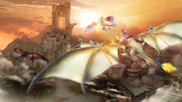 В App Store и Google Play вышла World of Kings — масштабная MMORPG с PvP и подземельями9