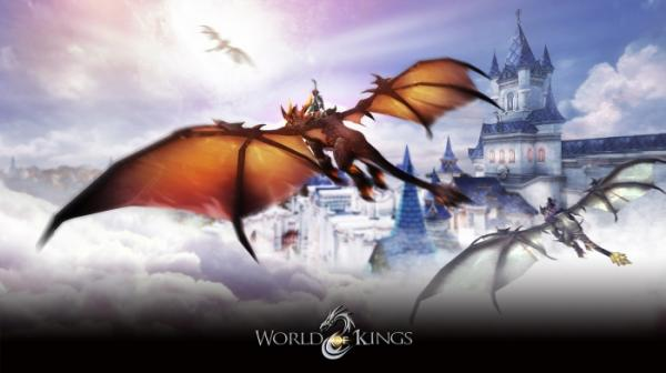 В App Store и Google Play вышла World of Kings — масштабная MMORPG с PvP и подземельями5