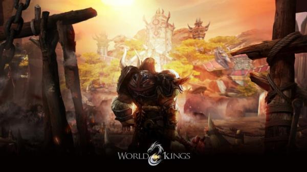 В App Store и Google Play вышла World of Kings — масштабная MMORPG с PvP и подземельями6