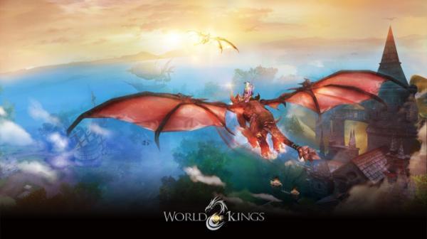 В App Store и Google Play вышла World of Kings — масштабная MMORPG с PvP и подземельями14