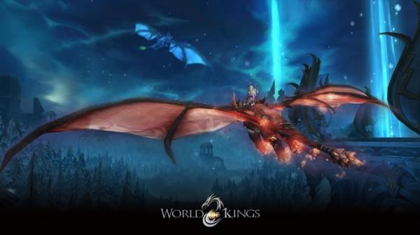 В App Store и Google Play вышла World of Kings — масштабная MMORPG с PvP и подземельями16