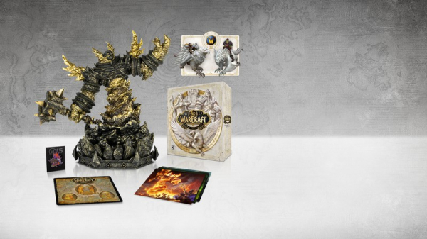 World Of Warcraft Classic выйдет 27 августа, анонсировано юбилейное коллекционное издание0