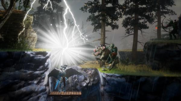 Анонс SolSeraph — фантастического экшена-стратегии от авторов Zeno Clash и Rock of Ages2