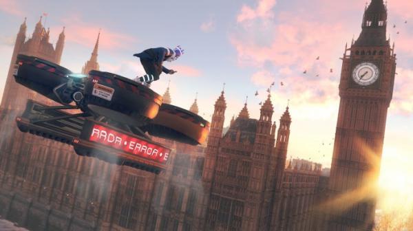 Бабуля спасает Британию — 30 минут геймплея Watch Dogs: Legion0