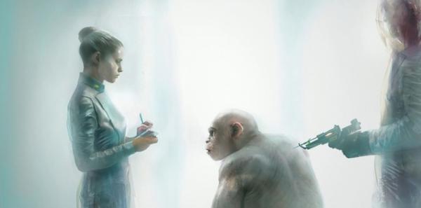 Beyond Good & Evil 2 получила увесистую подборку концепт-артов3