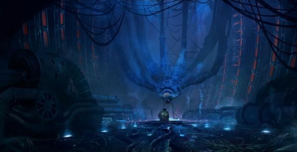 Beyond Good & Evil 2 получила увесистую подборку концепт-артов13