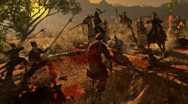 Для Total War: Three Kingdoms выпустят DLC с кровищей и отрубанием конечностей1