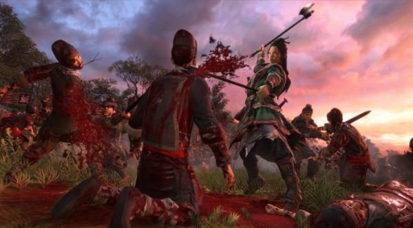 Для Total War: Three Kingdoms выпустят DLC с кровищей и отрубанием конечностей0