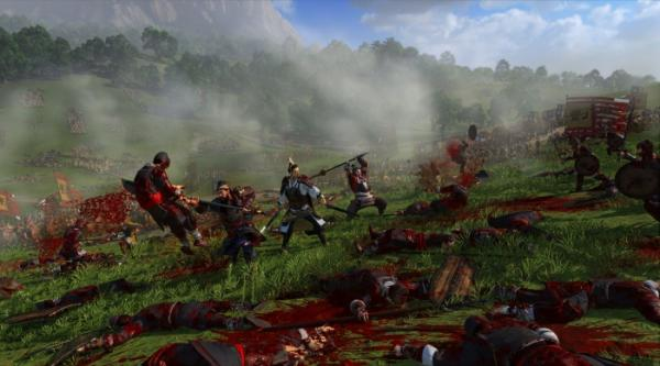 Для Total War: Three Kingdoms выпустят DLC с кровищей и отрубанием конечностей3