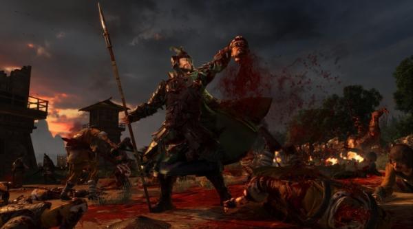 Для Total War: Three Kingdoms выпустят DLC с кровищей и отрубанием конечностей2