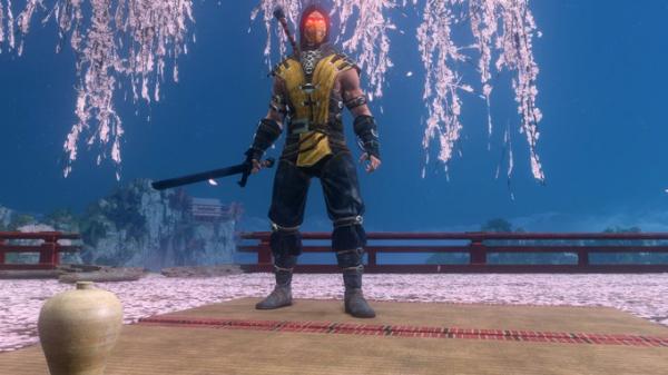 Геральт, 2B и Скорпион — мод для Sekiro: Shadows Die Twice с 25 разными скинами4