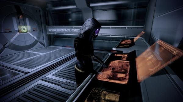 Photo of Моддер добавил в Mass Effect 2 вид от первого лица
