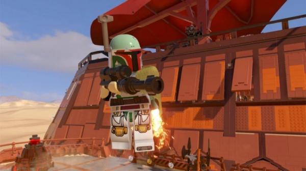 Несколько открытых миров, случайные события и камера за спиной — инновации в LEGO Star Wars: The Skywalker Saga2