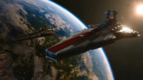Несколько открытых миров, случайные события и камера за спиной — инновации в LEGO Star Wars: The Skywalker Saga0