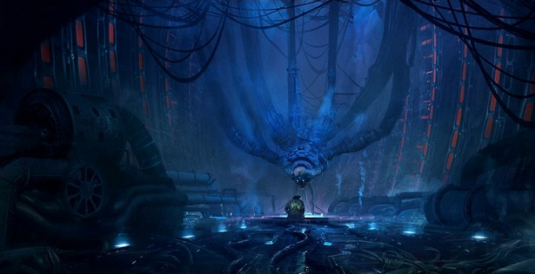 Производство жизни — новые концепт-арты Beyond Good and Evil 215