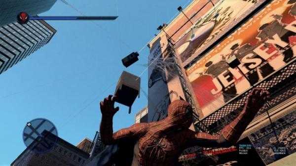 Скриншоты из отменённой Spider-Man 4, которая превратилась в Prototype 20