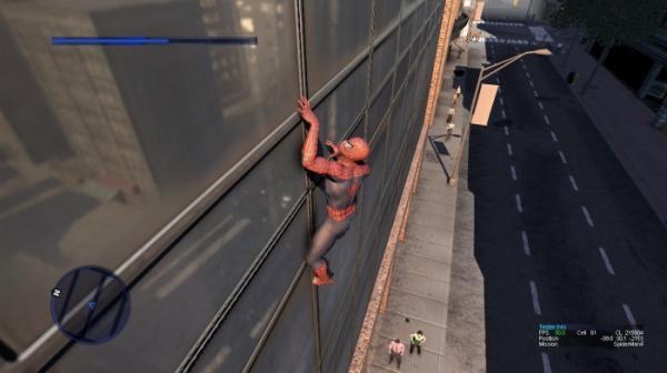 Скриншоты из отменённой Spider-Man 4, которая превратилась в Prototype 214