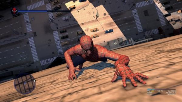 Скриншоты из отменённой Spider-Man 4, которая превратилась в Prototype 211