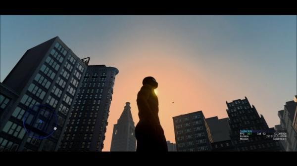 Скриншоты из отменённой Spider-Man 4, которая превратилась в Prototype 217