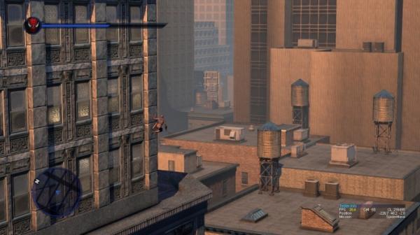 Скриншоты из отменённой Spider-Man 4, которая превратилась в Prototype 212